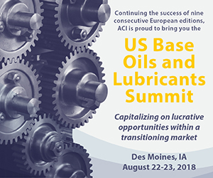 US Base Oils and Lubricants Summit