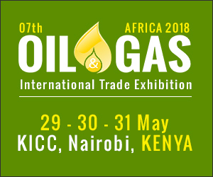 Oil and Gas Kenya 2018
