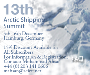 13th Arctic Shipping Summit