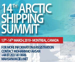 14th Arctic Shipping Summit